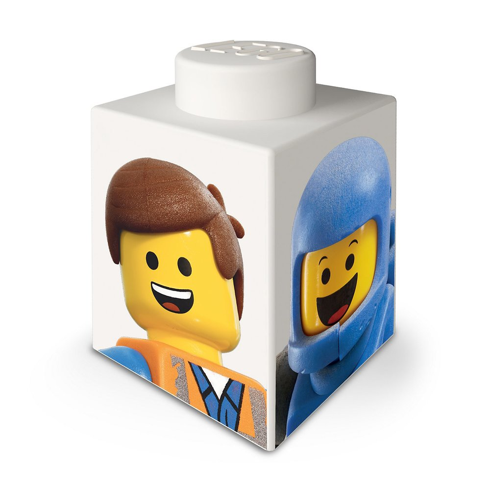 The LEGO Movie 2 Silicone NiteLite [Boy]