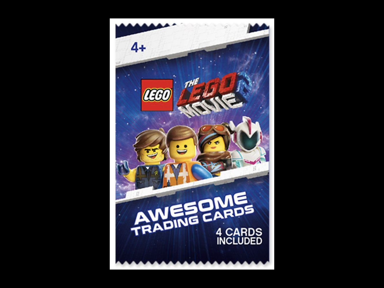 The LEGO Movie 2 Awesome Trading Cards