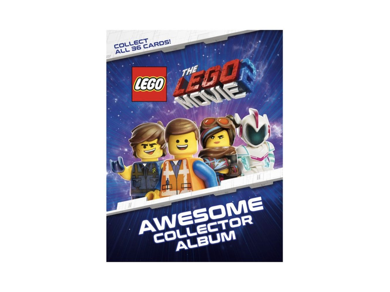 The LEGO Movie 2 Awesome Collector Album
