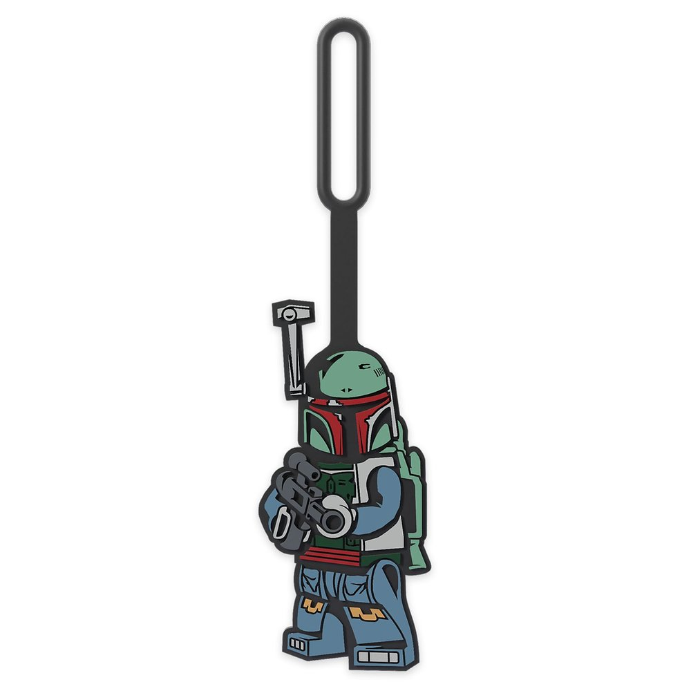Boba Fett Bag Tag