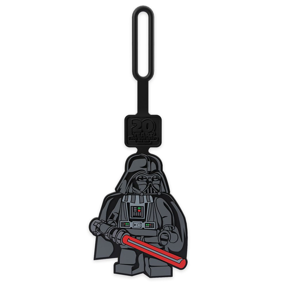 Darth Vader Bag Tag