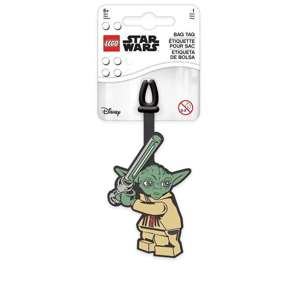 Yoda Bag Tag