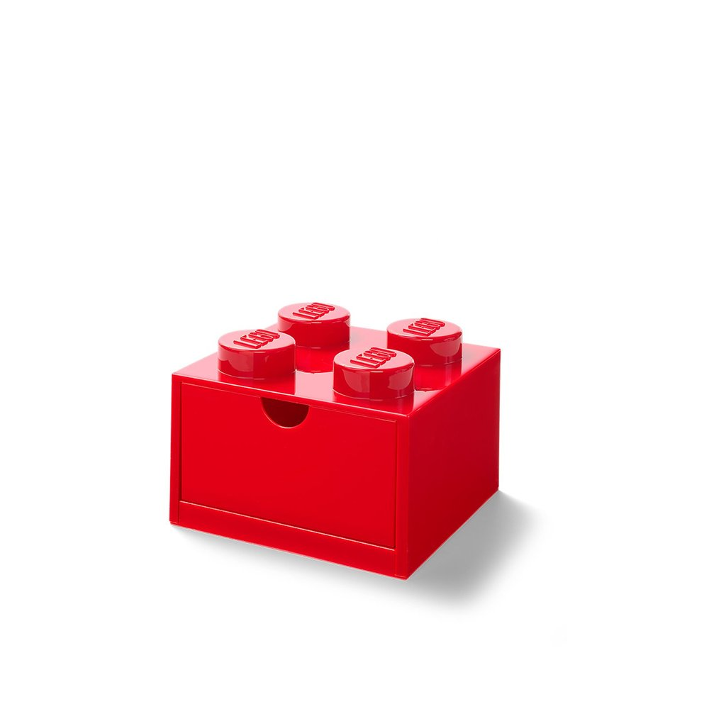 Desk Drawer (4-Stud Red)
