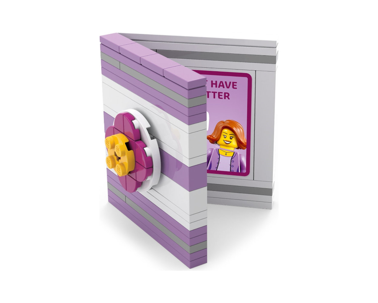 Buildable Mother's Day Card