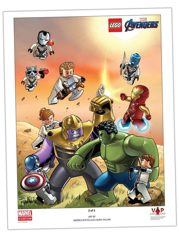 Avengers: Endgame Art Print
