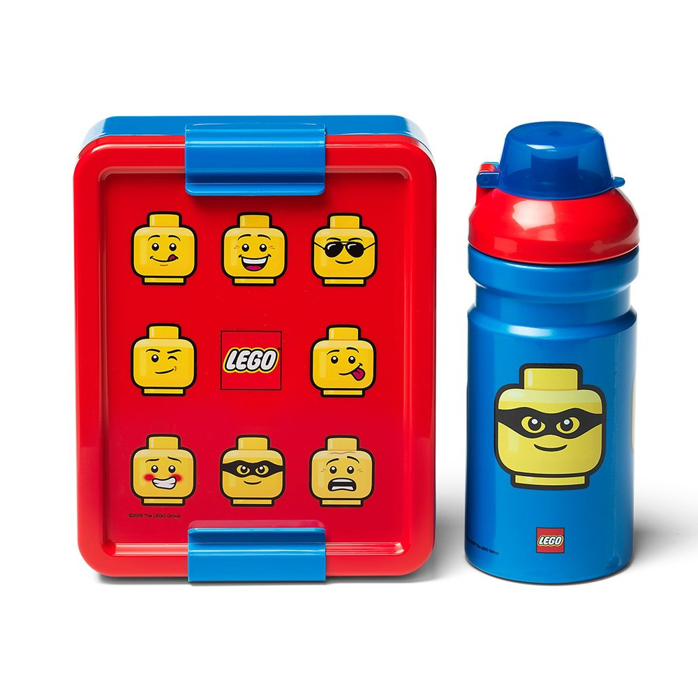 Minifigure Lunch Set