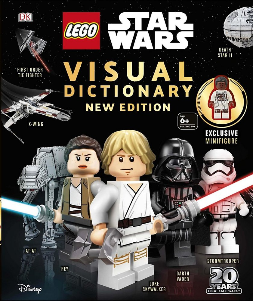 Star Wars: Visual Dictionary New Edition