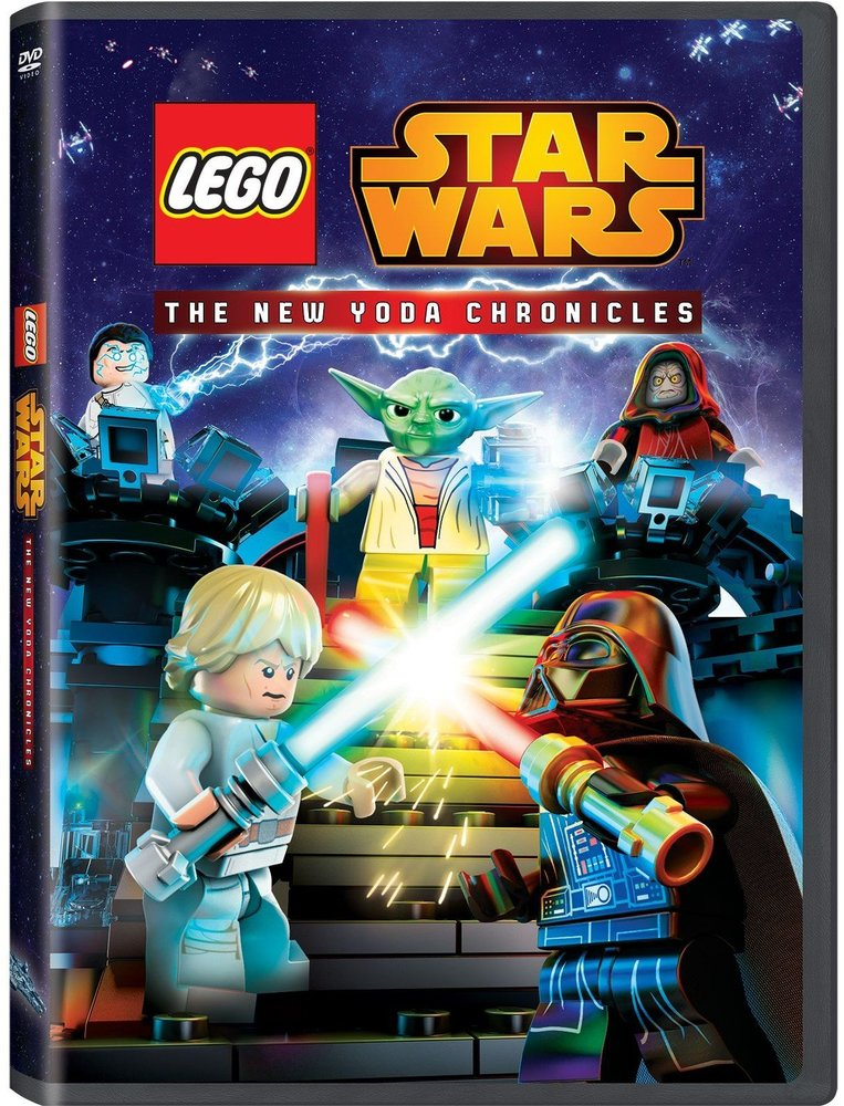 The New Yoda Chronicles Complete Collection DVD