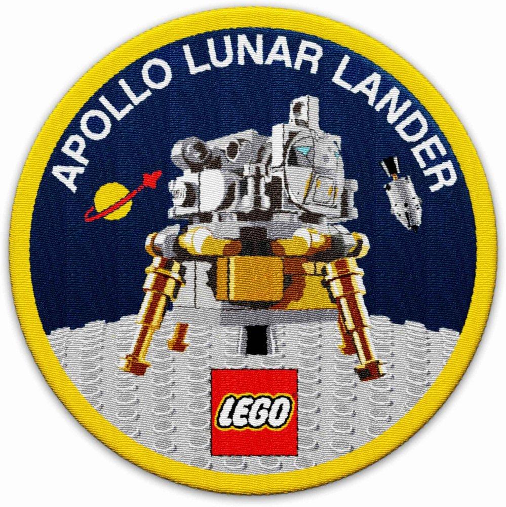NASA Apollo 11 Lunar Lander Patch