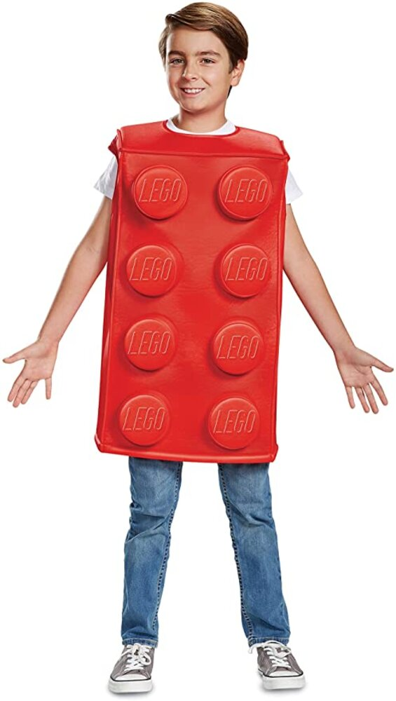 Classic Red Brick Costume