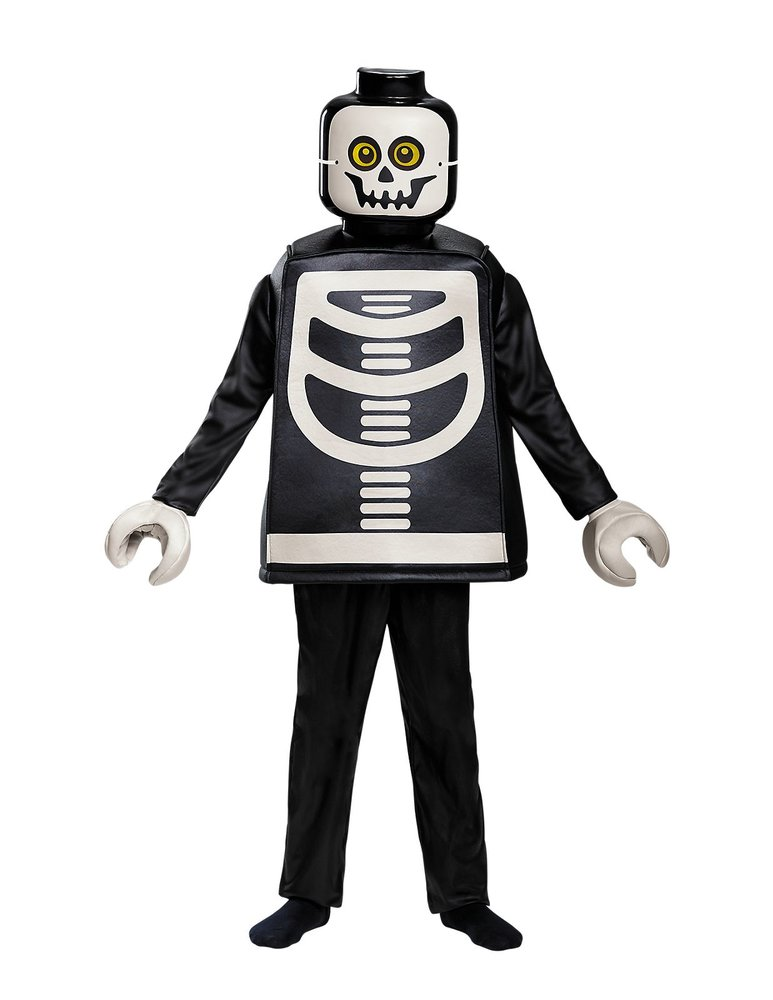 Skeleton Deluxe Costume