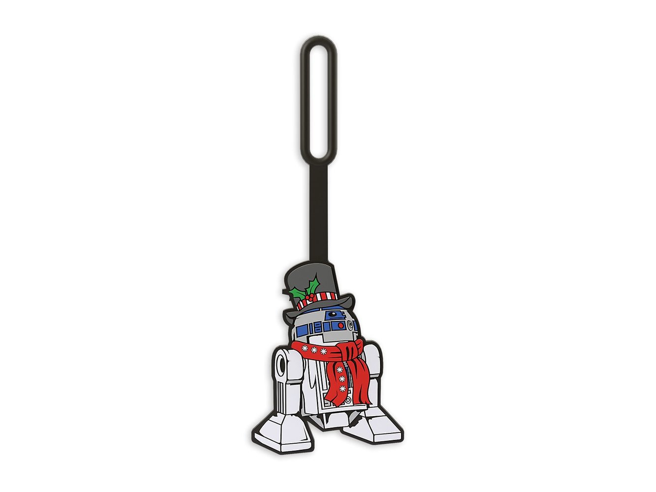 R2-D2 Holiday Bag Tag