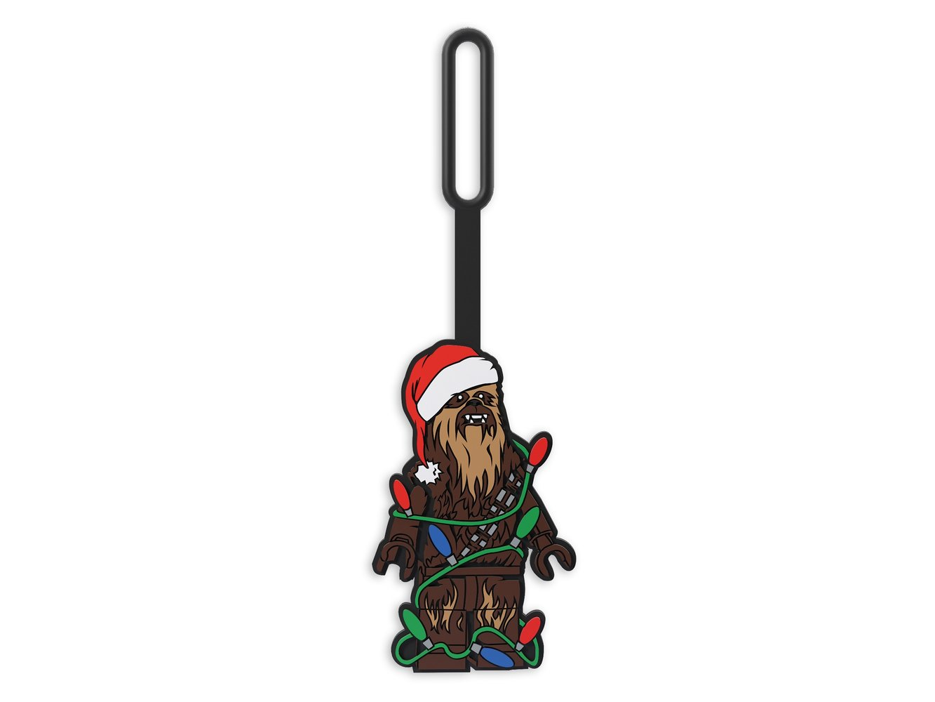 Chewbacca Holiday Bag Tag