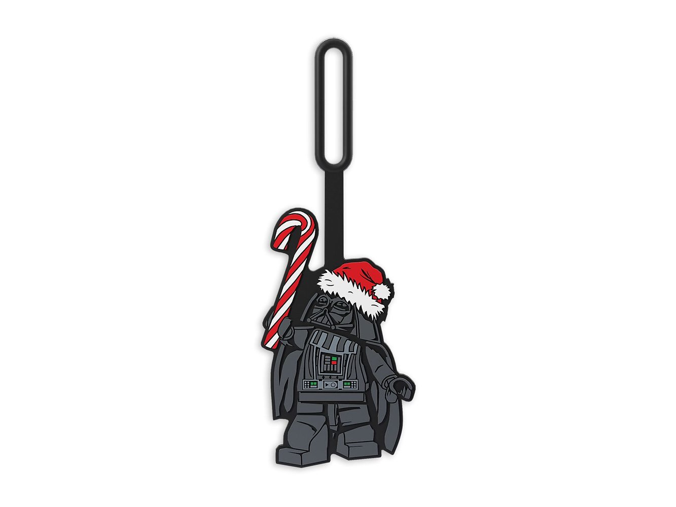 Darth Vader Holiday Bag Tag