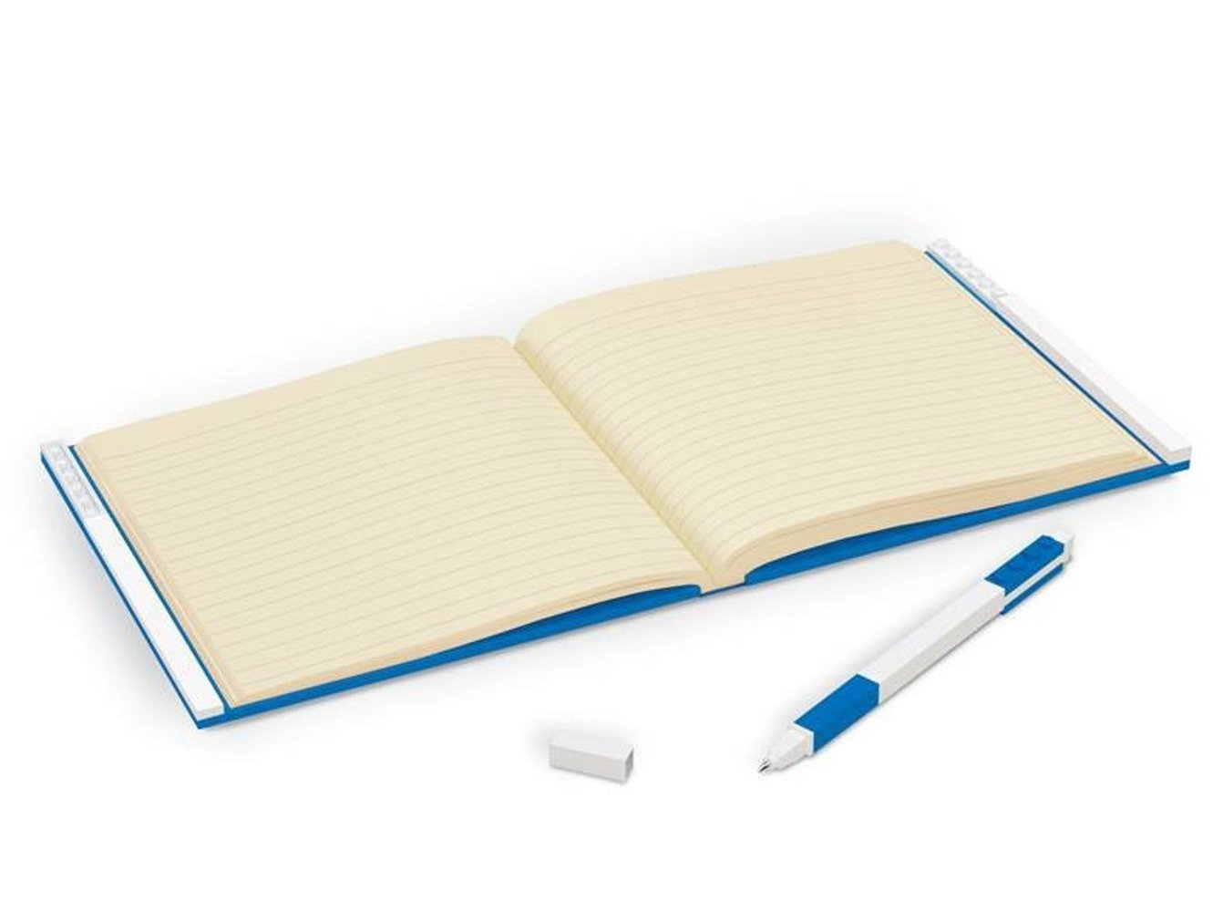 Locking Notebook with Gel Pen