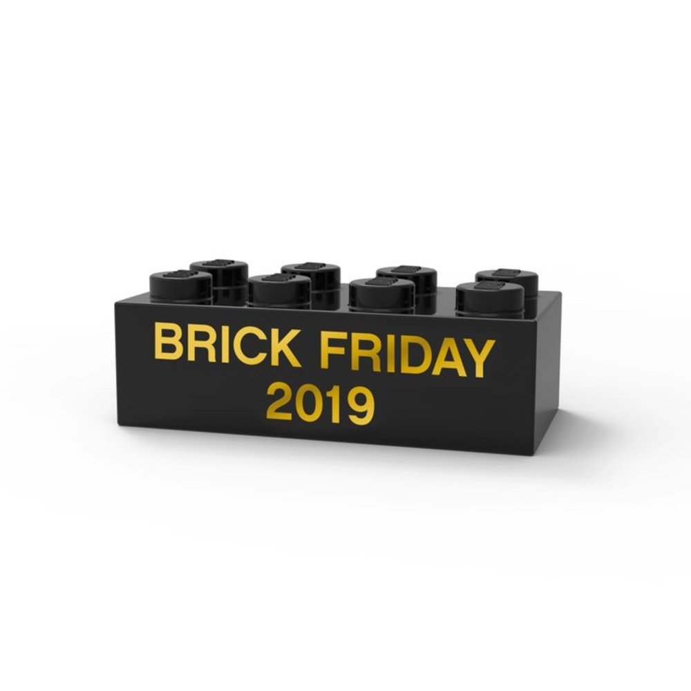 Black Friday 2019 Brick
