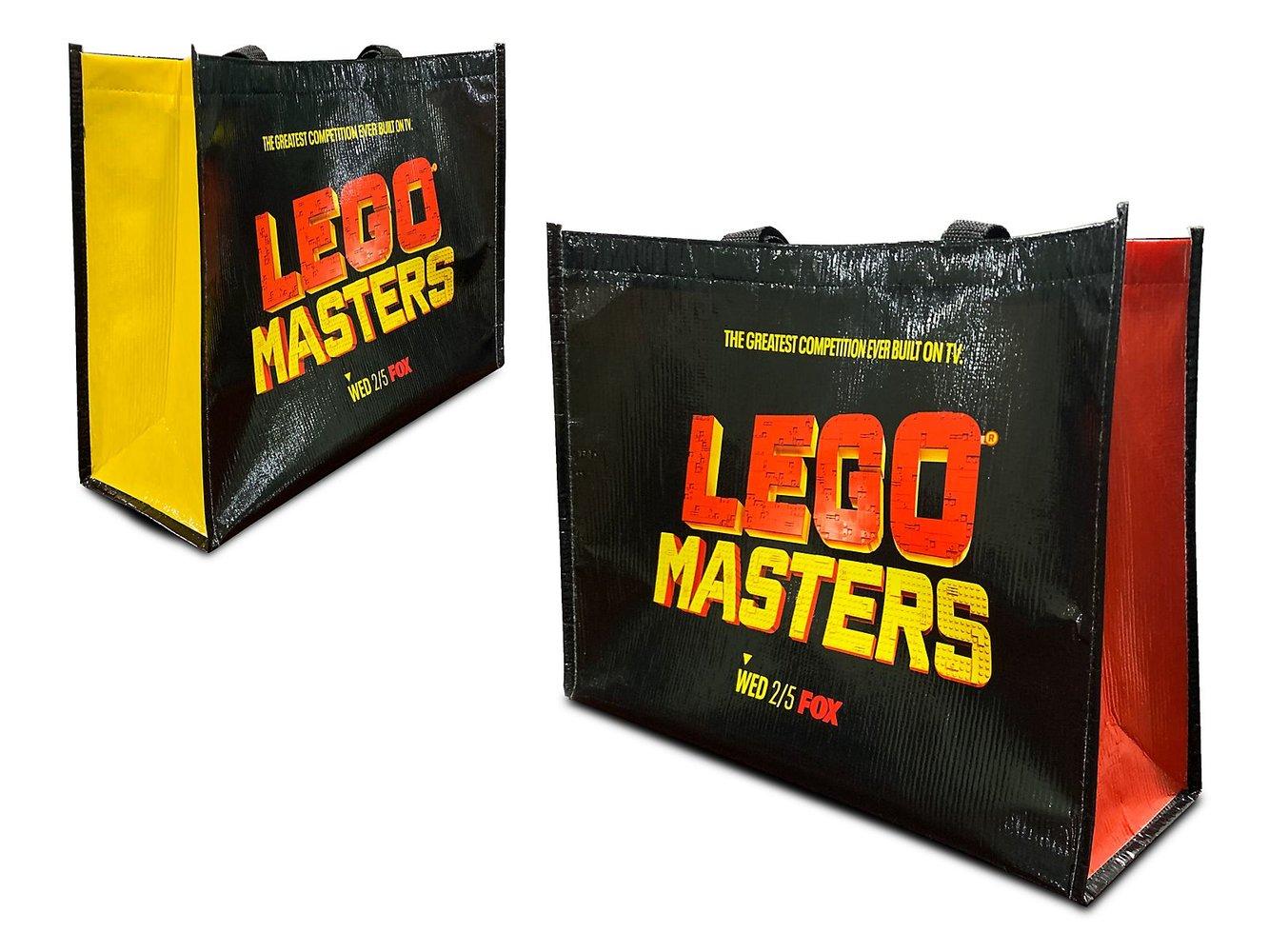 LEGO Masters Shopping Bag