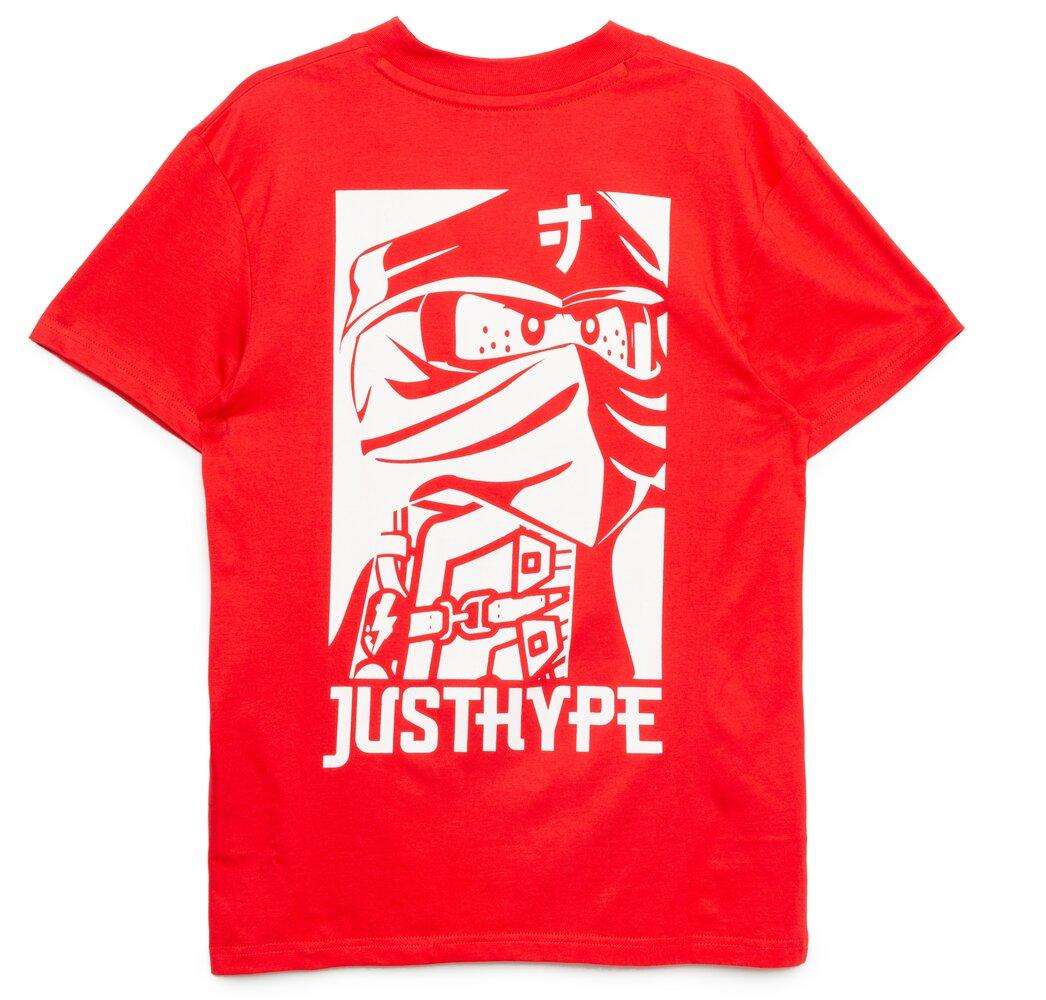 HYPE X LEGO NINJAGO Jay Kids' Oversized T-Shirt