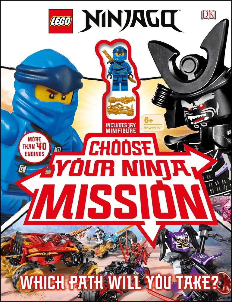 Ninjago: Choose Your Ninja Mission