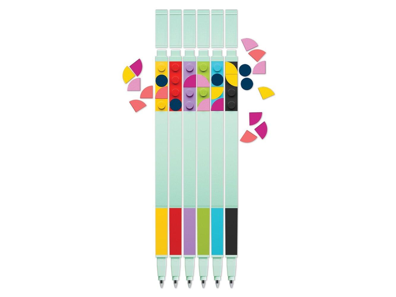 Gel Pen 6 Pack