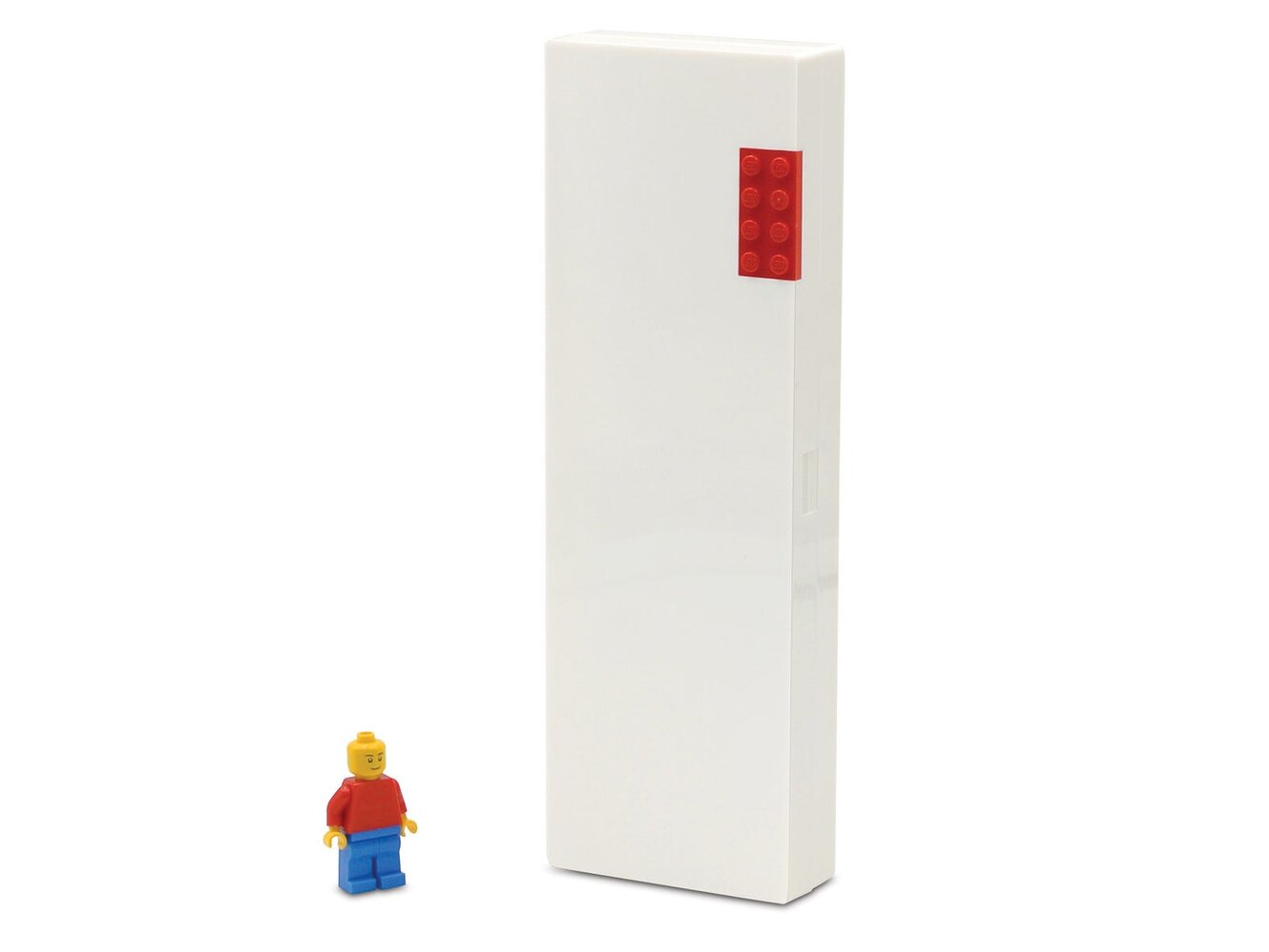 Pencil Box with Minifigure
