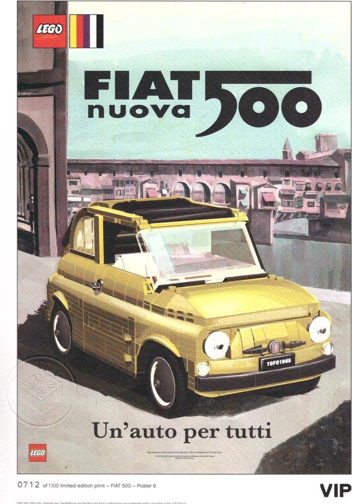 "Fiat Art Print: ""Florentine"""