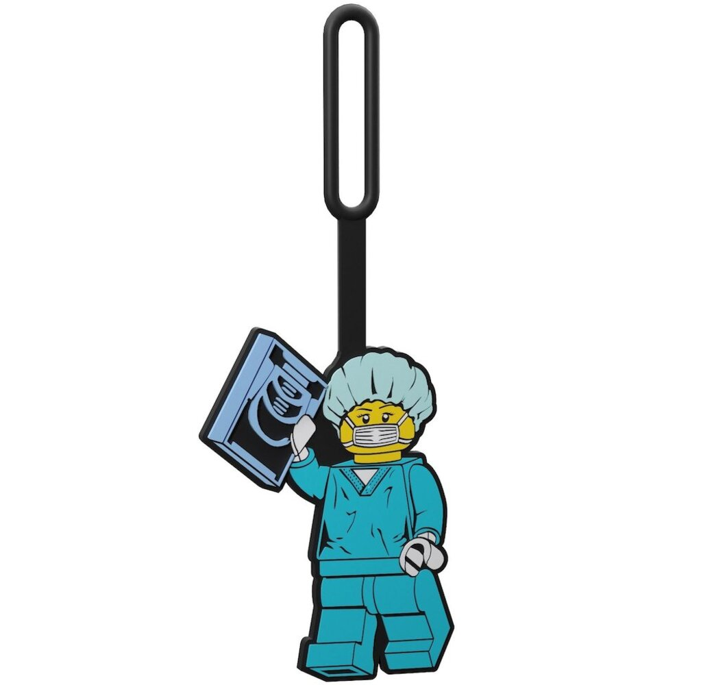 Surgeon Bag Tag