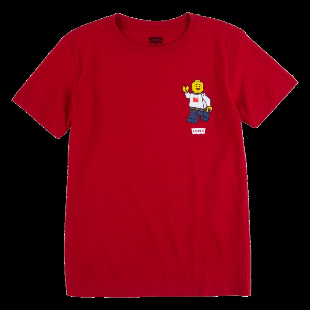 Levi's x LEGO Logo T-Shirt (Minifigure)