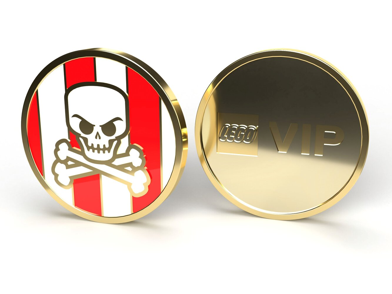 Pirates Logo Collectible Coin