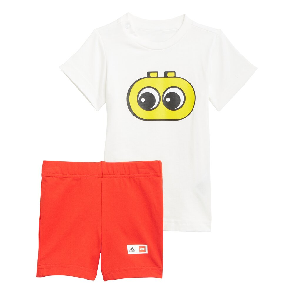 adidas x LEGO DUPLO T-Shirt and Shorts Set