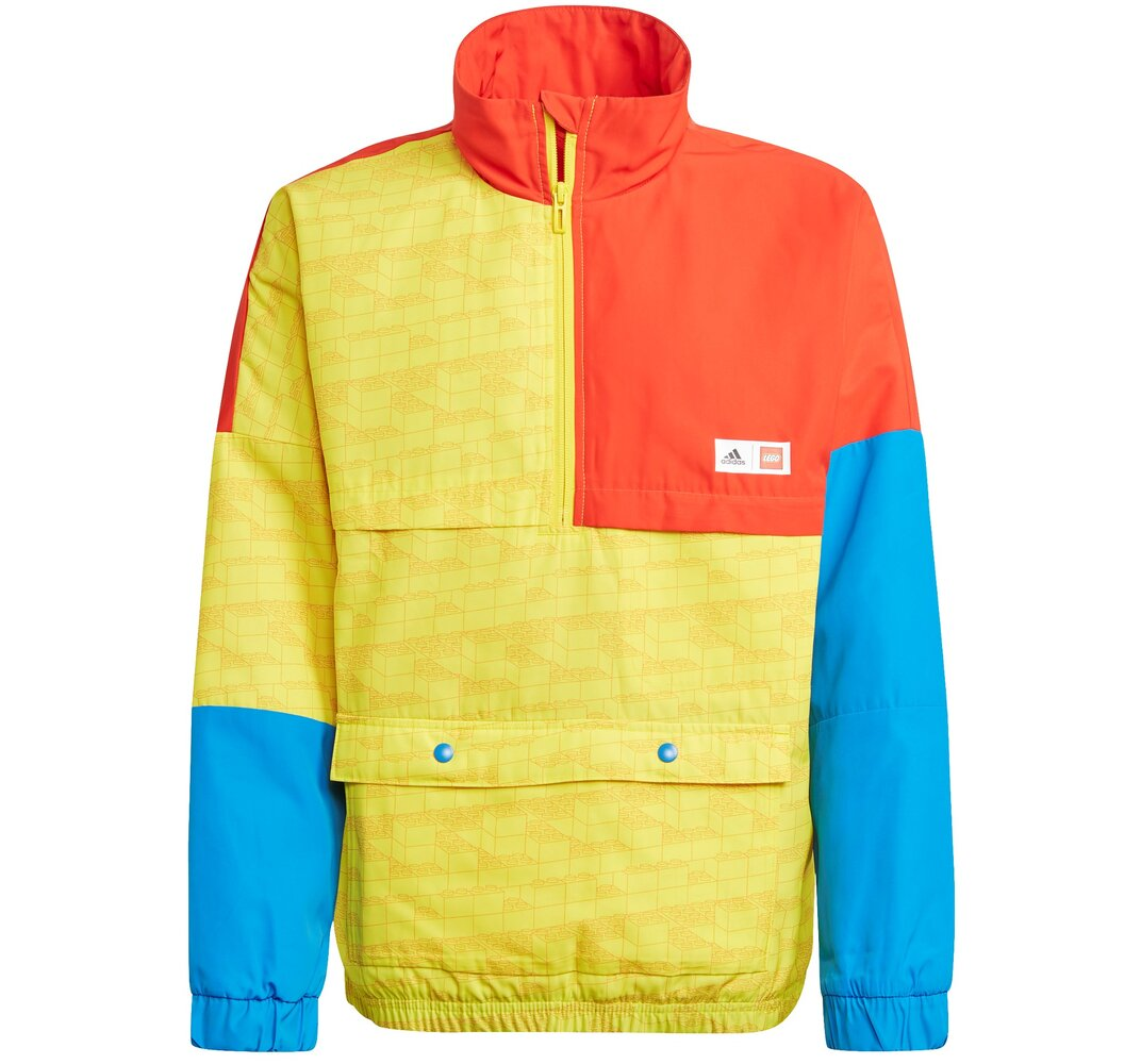 adidas x Classic LEGO Bricks Half-Zip Warm Jacket