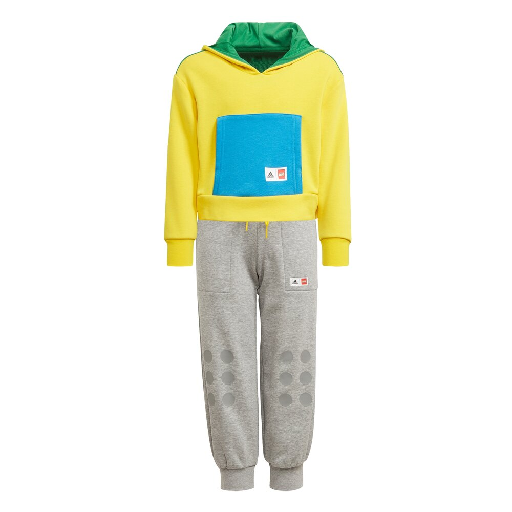 adidas x Classic LEGO Hoodie and Pants Set