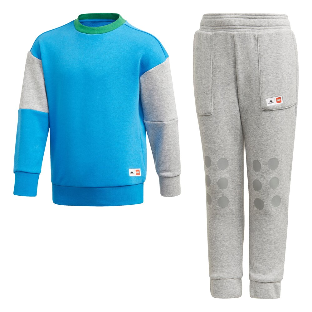 adidas x Classic LEGO Sweatshirt and Pants Set