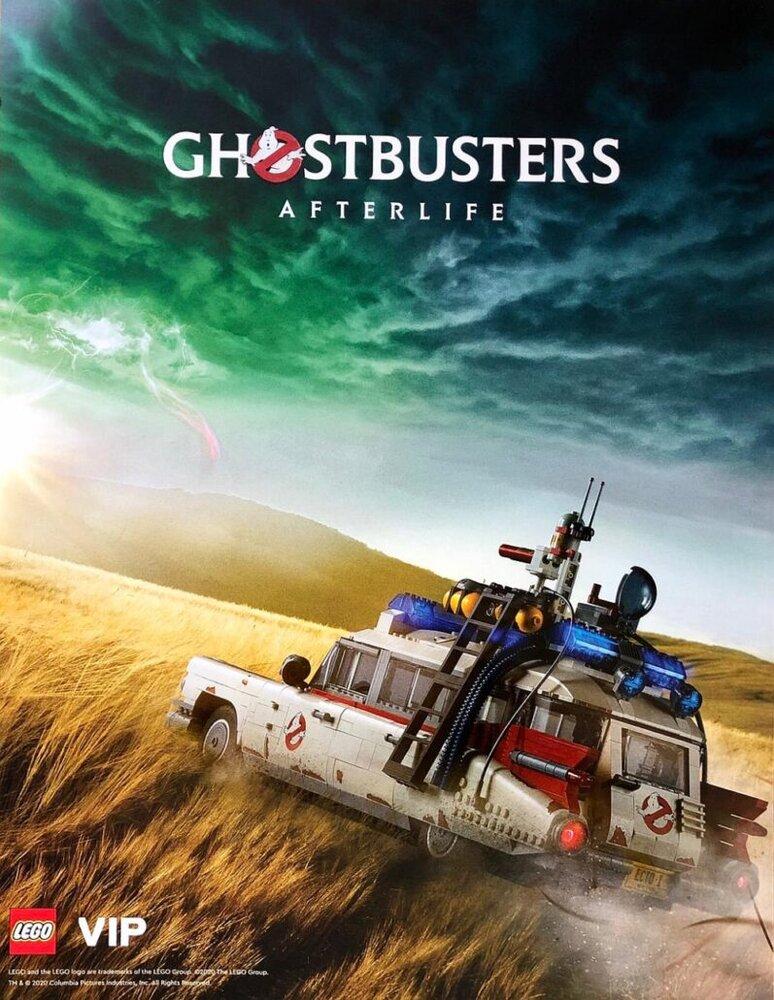 VIP Ghostbusters Art Print