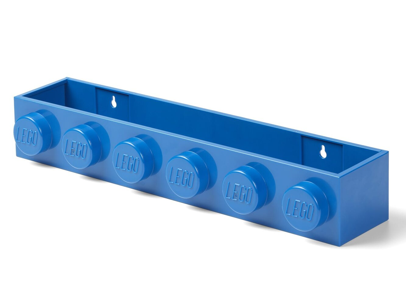 Brick Bookrack (Blue)