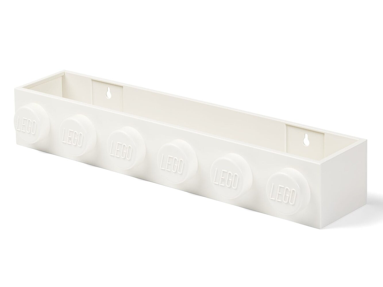 Brick Bookrack (White)