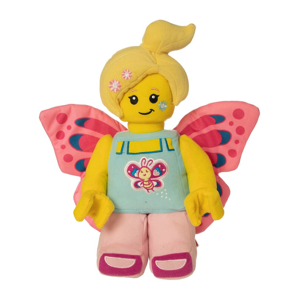 Butterfly Girl Plush