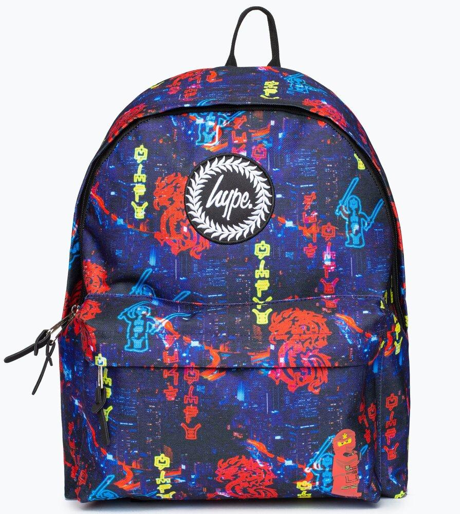 HYPE X LEGO NINJAGO Cityscape Backpack