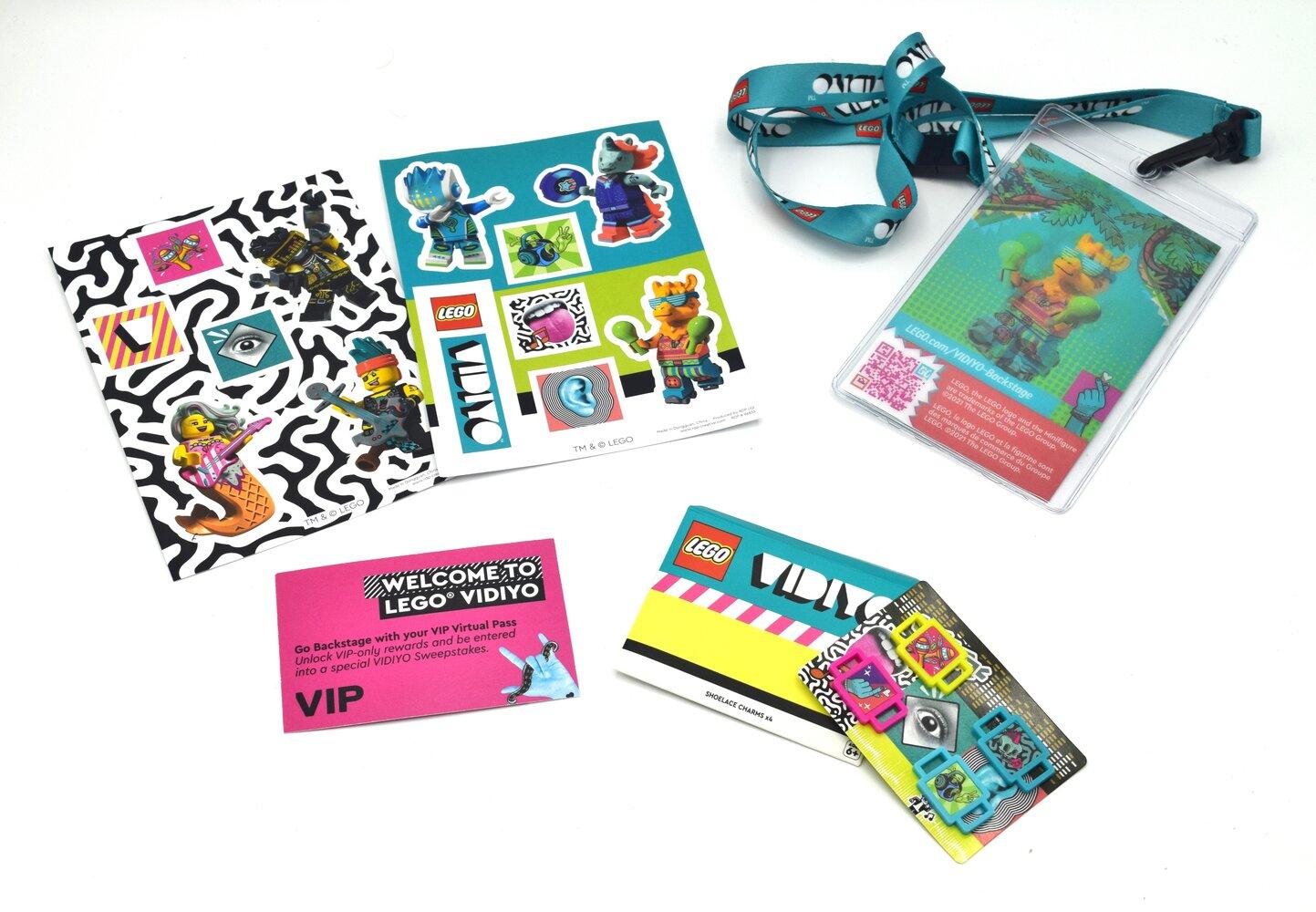 VIDIYO VIP Welcome Pack
