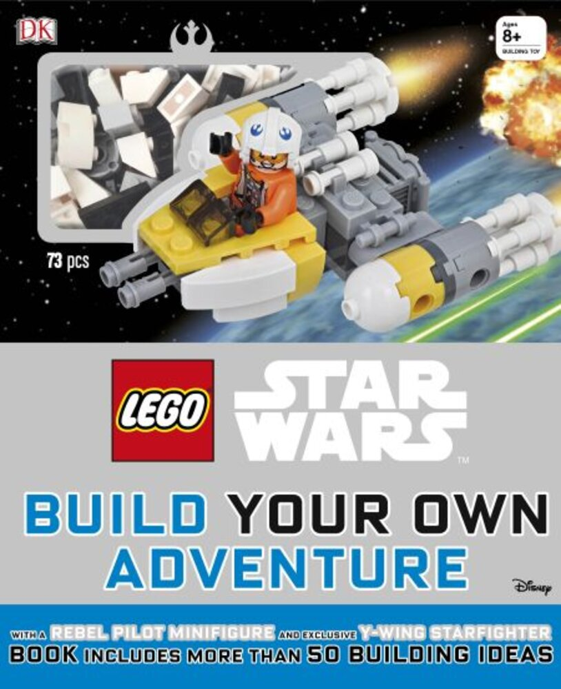 Star Wars: Build Your Own Adventure