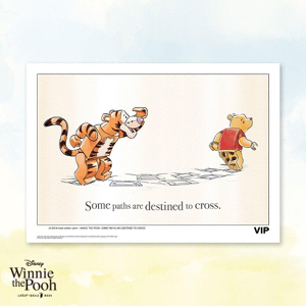 "Winnie the Pooh Sketch: ""Paths"""