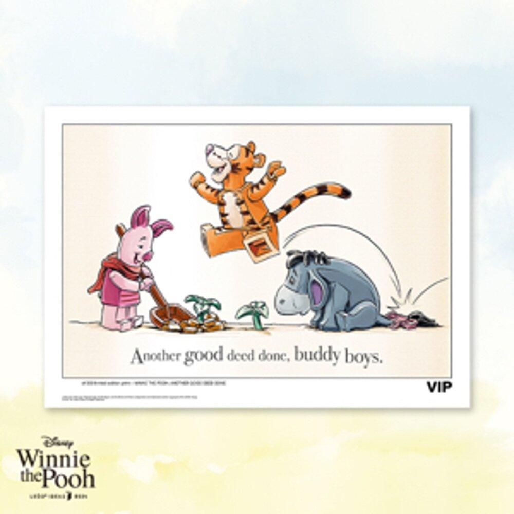 "Winnie the Pooh Sketch: ""Buddy Boys"""