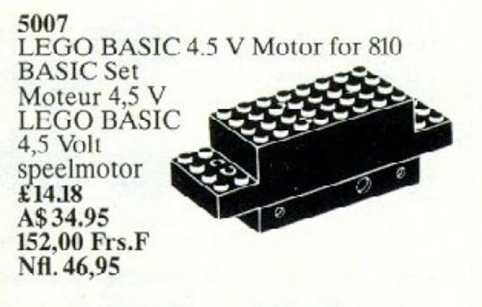Basic Motor 4.5V