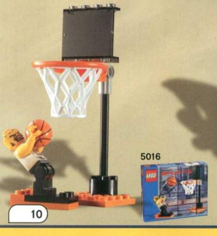 Basketball Promotional Set