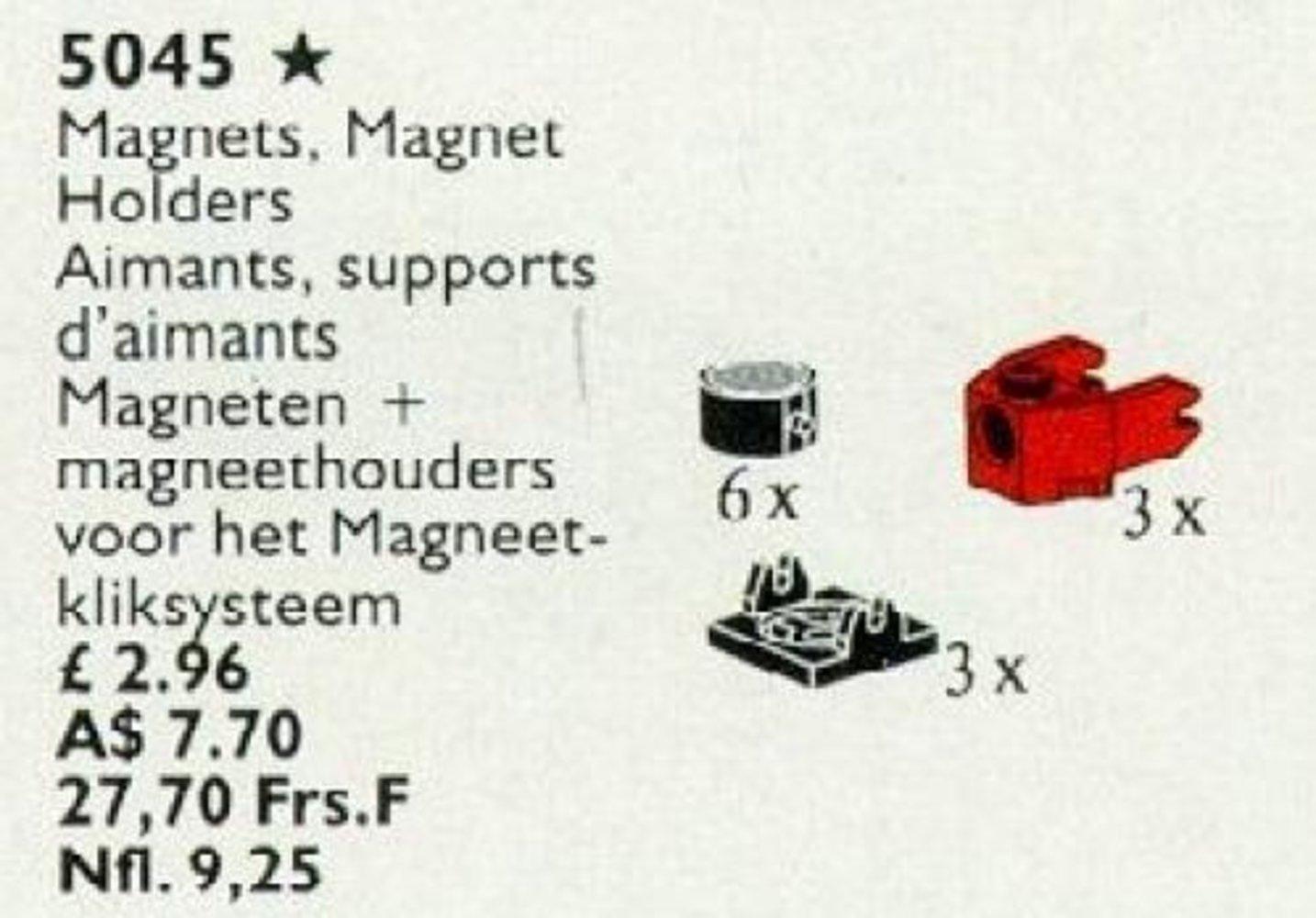 Magnets, Magnet Holders