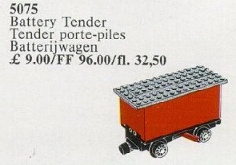 Battery Tender, Red