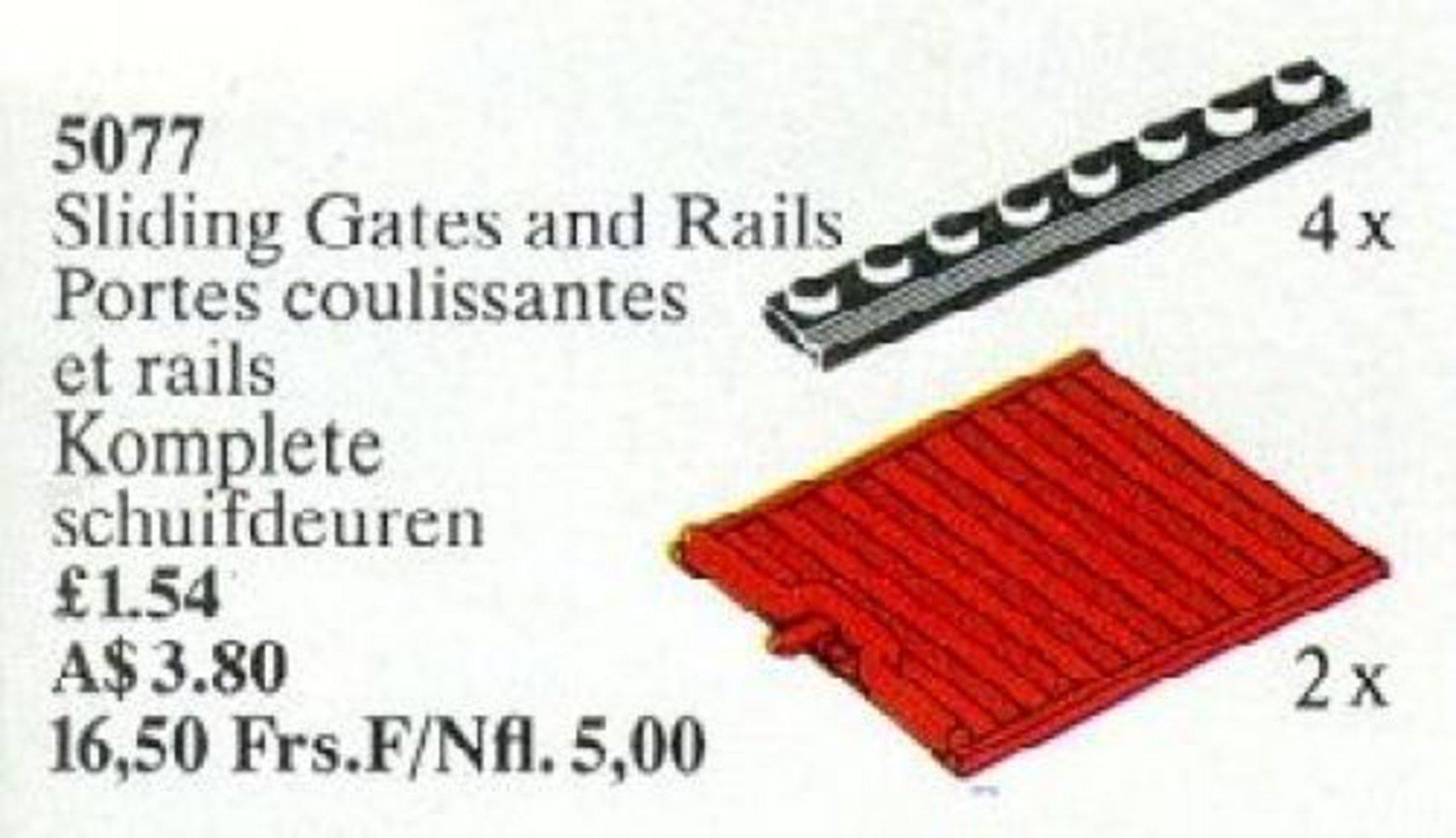 Sliding Gates and Rails