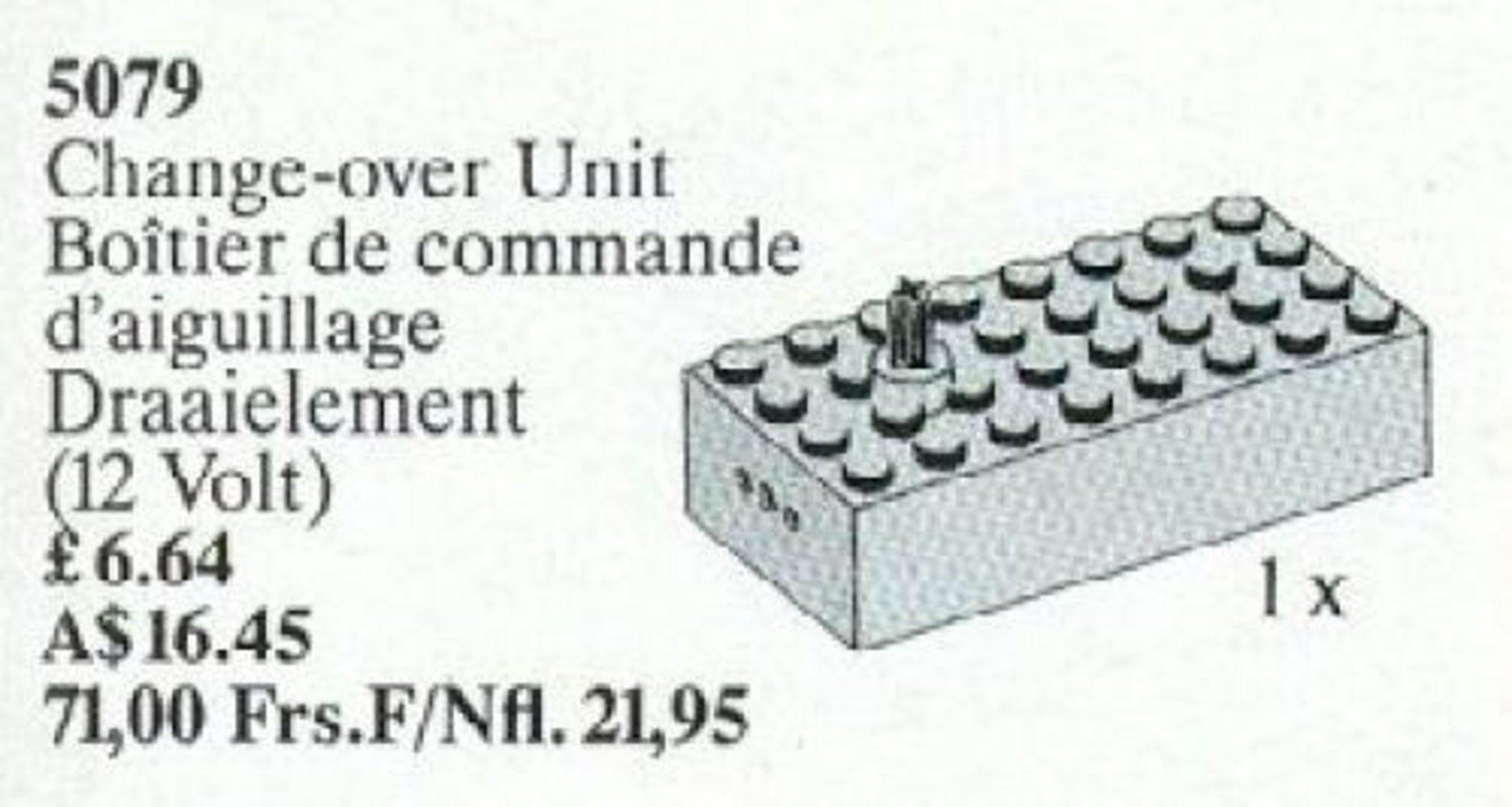 Change-Over Unit