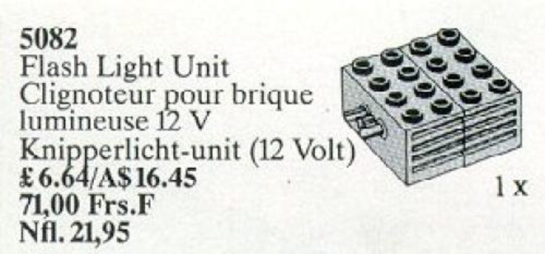 Flash Light Unit