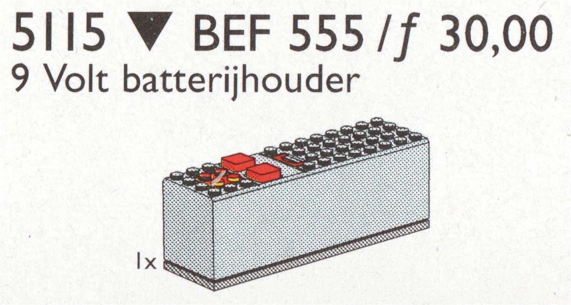 9V Battery Box